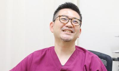 久津川医師からみなさまへご挨拶