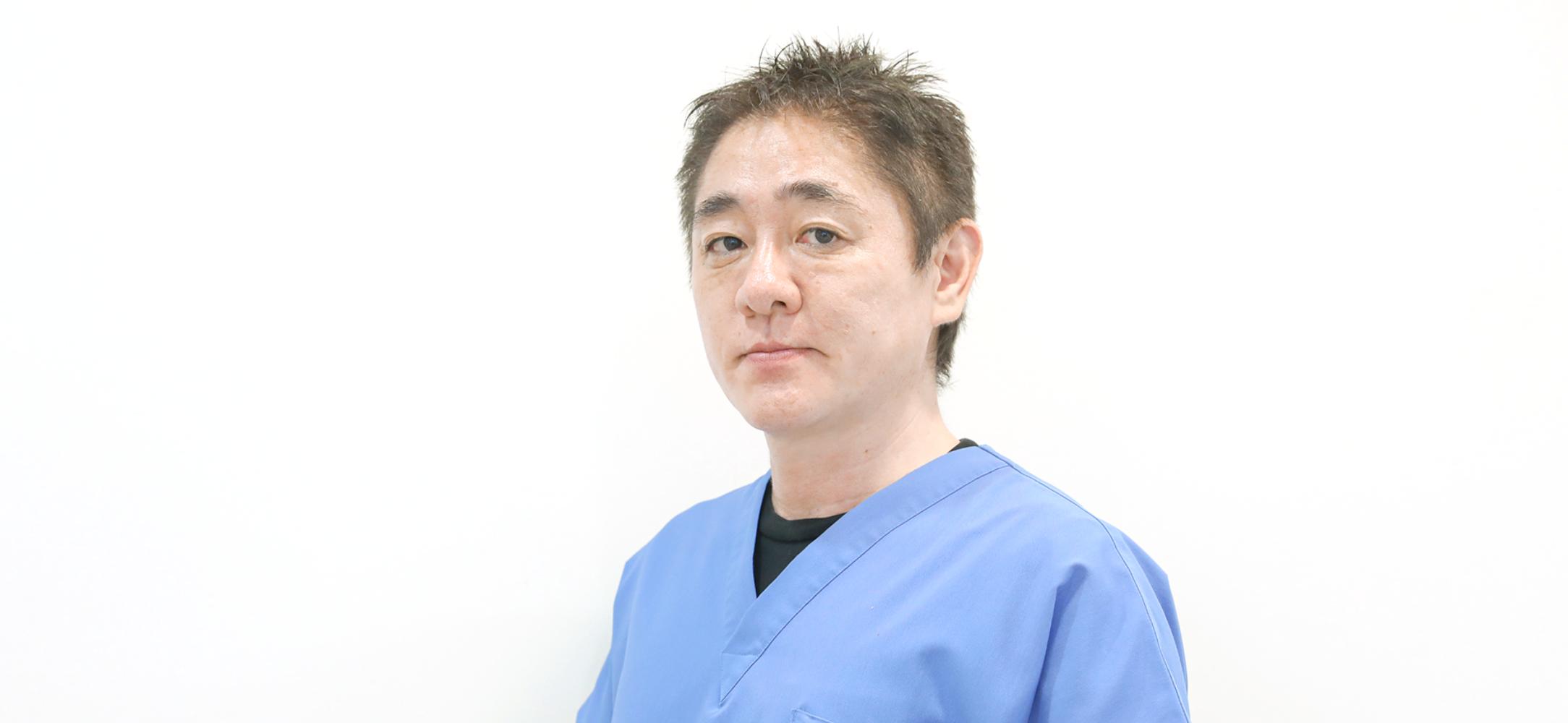 平島 徹朗 医師からみなさまへご挨拶
