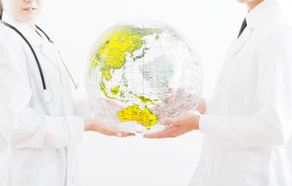 アメリカからスペイン、ブラジルまで世界中から、国内では北は北海道から南は鹿児島まで全国から、内視鏡検査を受けに来られる方が年々増加