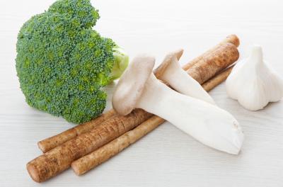 腸内環境をよくする食物繊維を含んだ食品