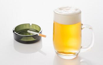 食道がんと飲酒・喫煙との密接な関係をご存知ですか?