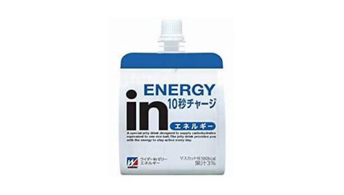 エネルギーゼリー飲料