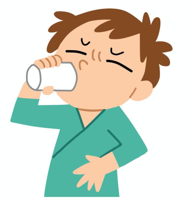 胃レントゲン検査